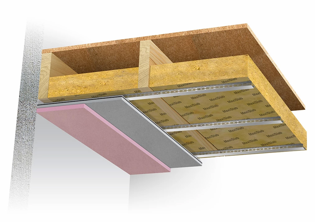 Acoustic Ceiling Insulation : Soundproofing ceilings advanced sound proofing ltd